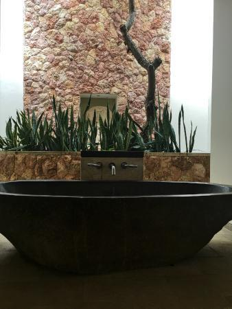 hotel bali amed salle de bain