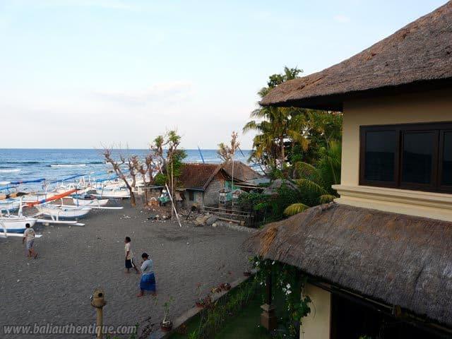 hotel bali amed vue mer