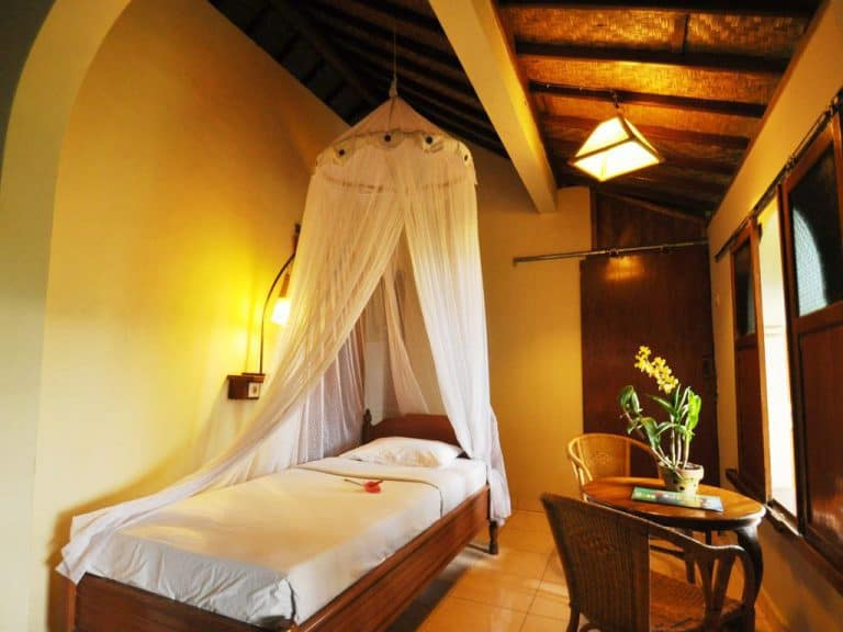 hotel bali banjar cottage chambre simple