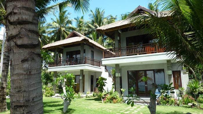 hotel bali candidasa bungalow