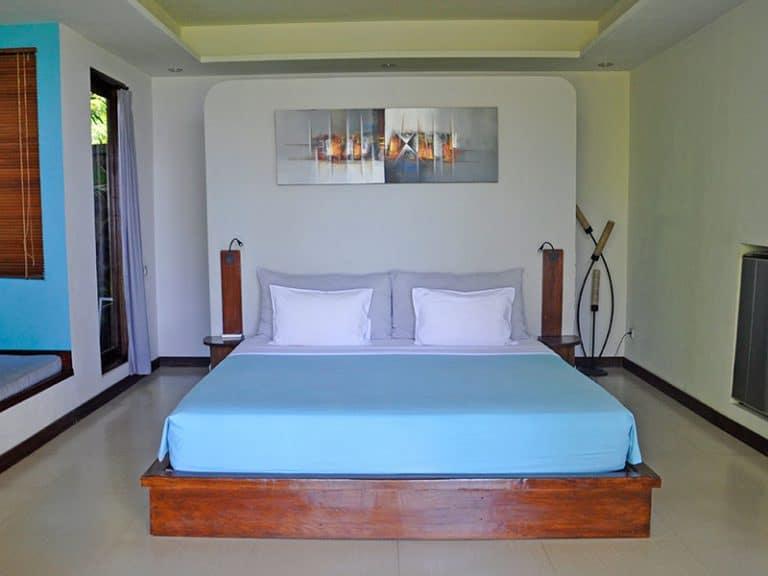 hotel bali candidasa chambre double