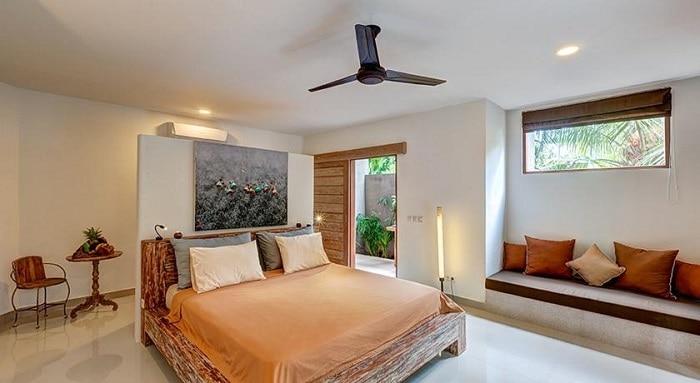 hotel bali candidasa chambre