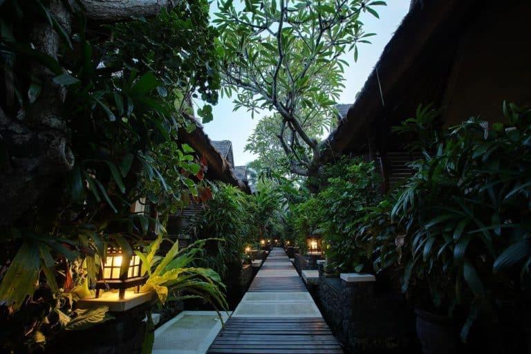 hotel bali candidasa charme romantisme nature
