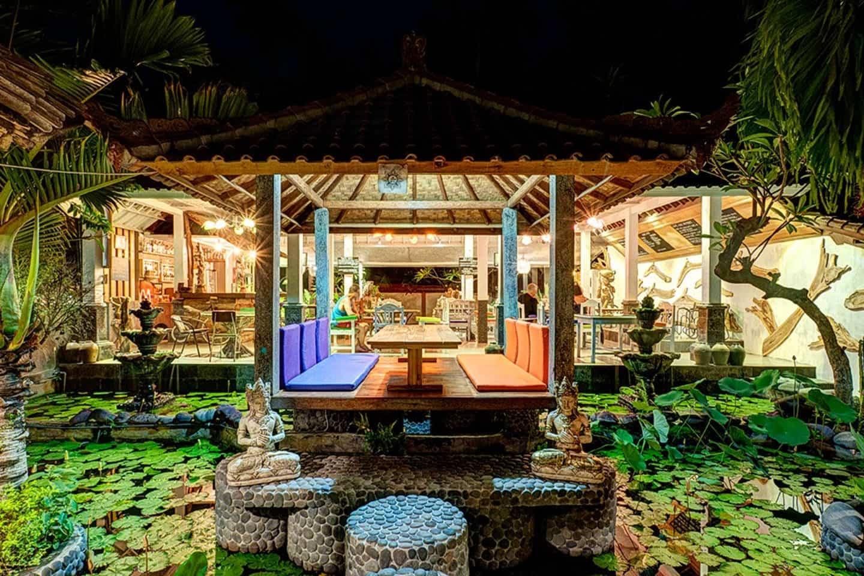 hotel Bali Candidasa gazebo sp-48