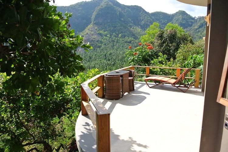 hotel bali candidasa terrasse bungalow