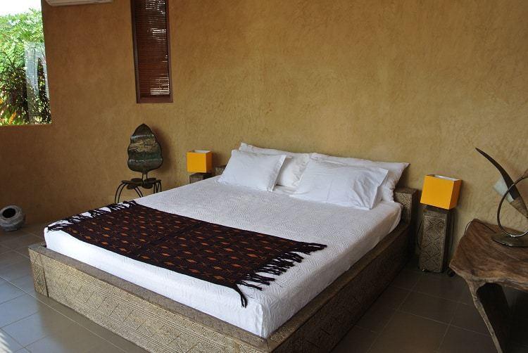 hotel bali candidasa vue chambre