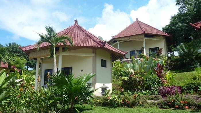 hotel bali Cempaga bungalows