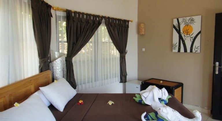 hotel bali Cempaga chambre