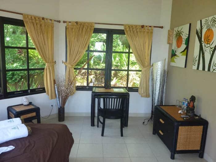 hotel bali Cempaga composition chambre