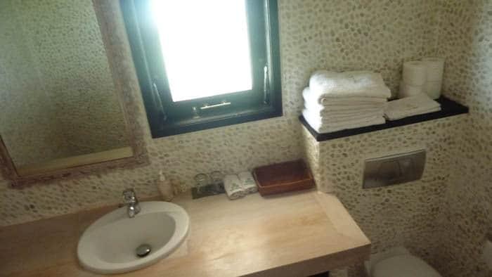 hotel bali Cempaga salle de bain
