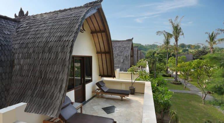 hotel bali gili trawangan terrasse