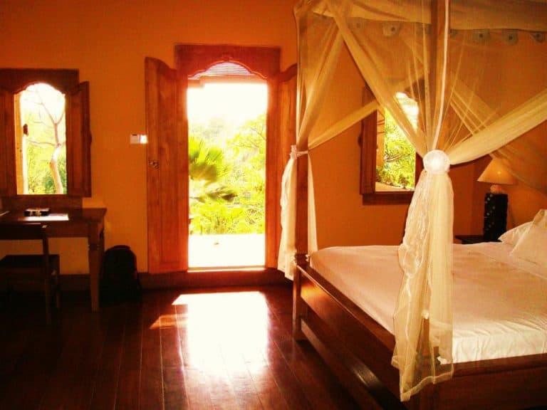 hotel bali indonésie chambre double