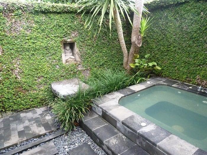 hotel bali indonésie petite piscine