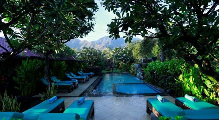 hotel bali indonésie