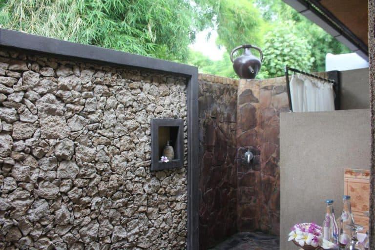 hotel bali indonésie salle de bain