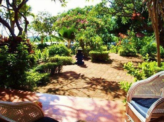 hotel bali indonésie terrasse