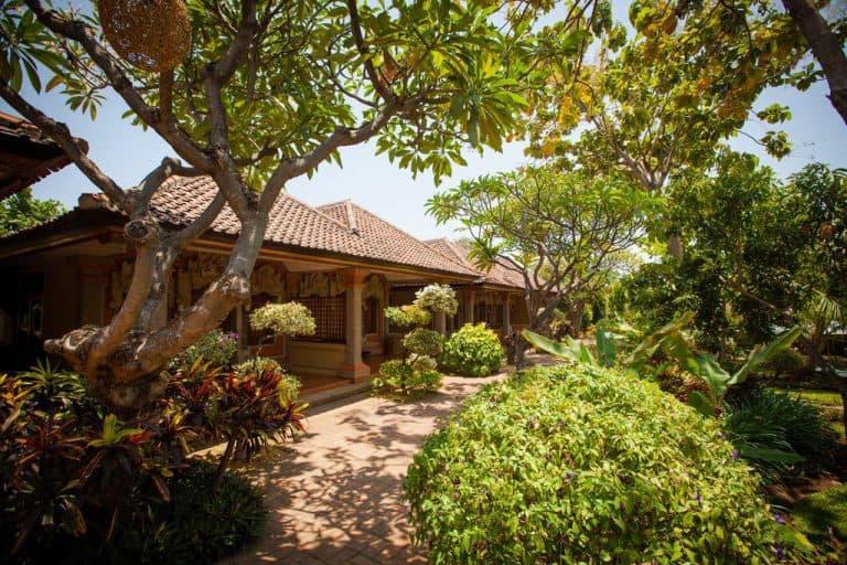 hotel bali indonésie villa