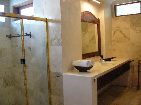 hotel Bali Jimbaran salle de bains