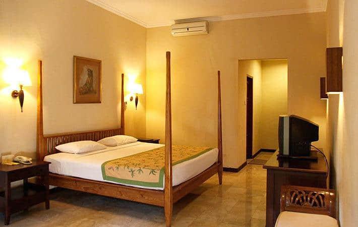 hotel bali jimbaran chambre double