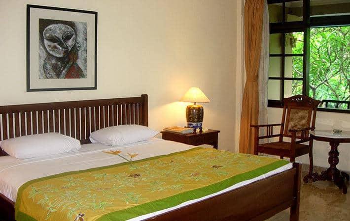 hotel bali jimbaran chambre