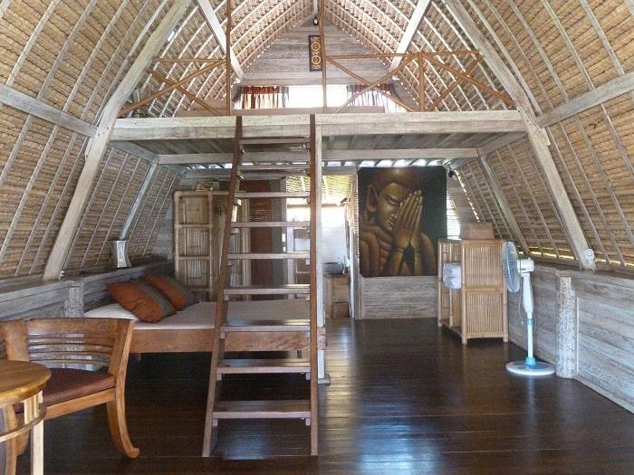 hotel bali jimbaran intérieur bungalow