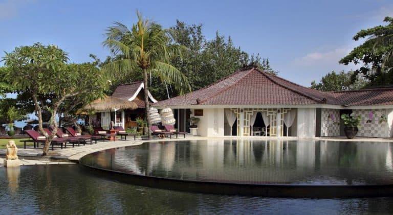 hotel bali jimbaran piscine extérieur