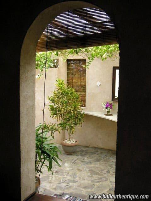 hotel bali jimbaran salle d'eau SP