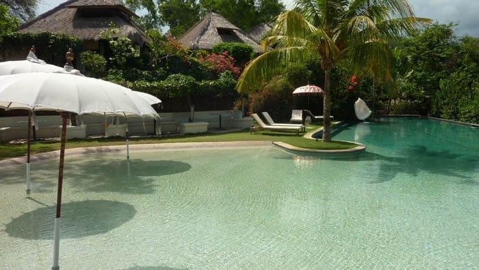 hotel bali karangasem piscine