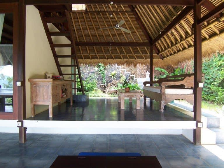 hotel bali karangasem villa luxe