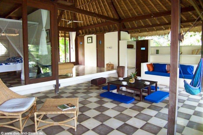 hotel bali karangasem villa