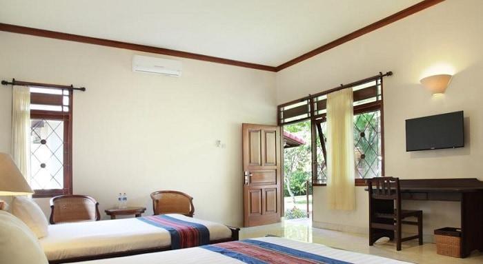 hotel bali kuta lombok chambre
