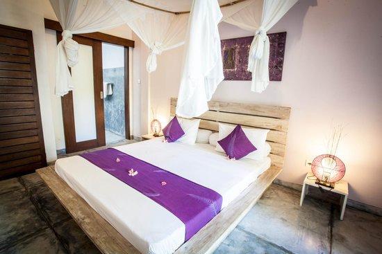 hotel bali legian chambre double