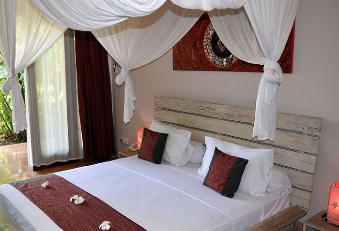 hotel bali legian chambre
