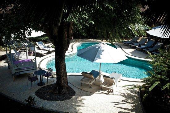 hotel bali legian piscine extérieure