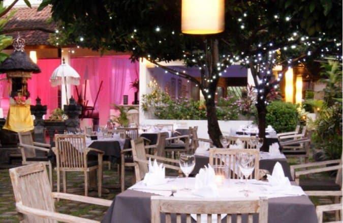 hotel bali legian restaurant
