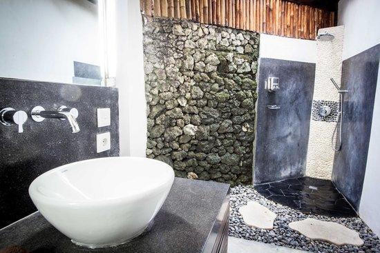 hotel bali legian salle de bain