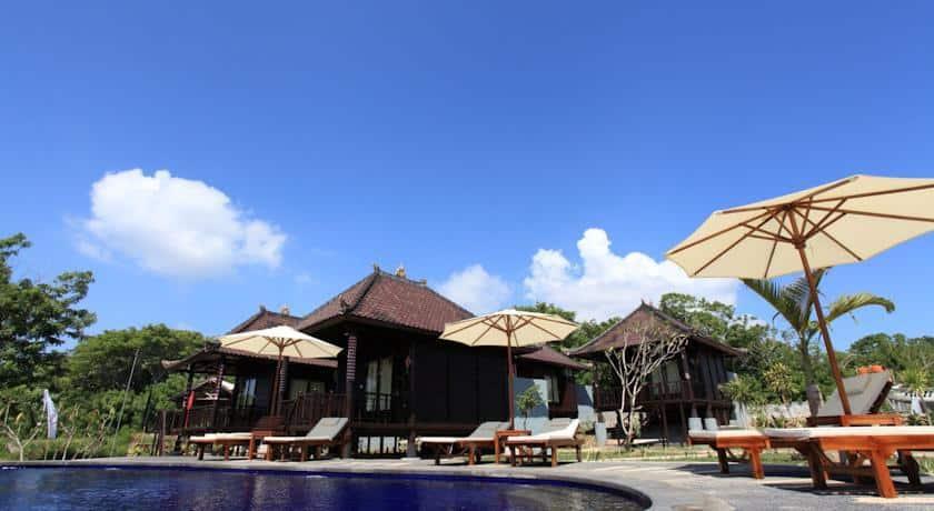 hotel bali lembongan panorama