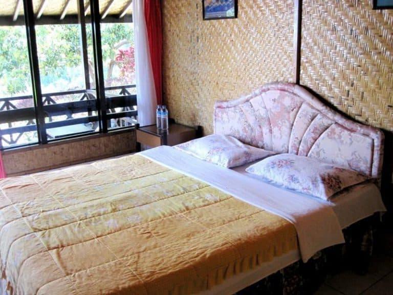 hotel bali lombok chambre