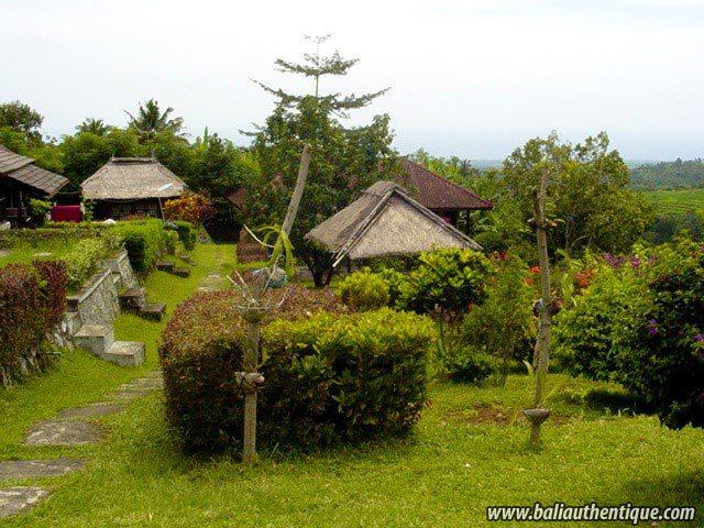 hotel bali lombok jardin
