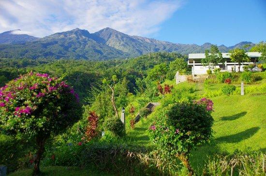 hotel bali lombok vue ensoleillée