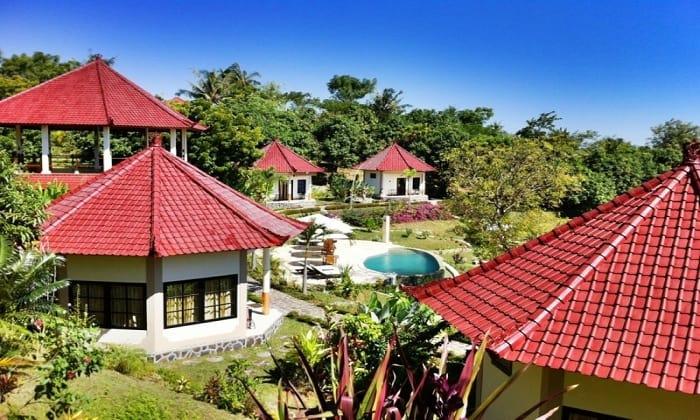 hotel Bali Lovina bungalows
