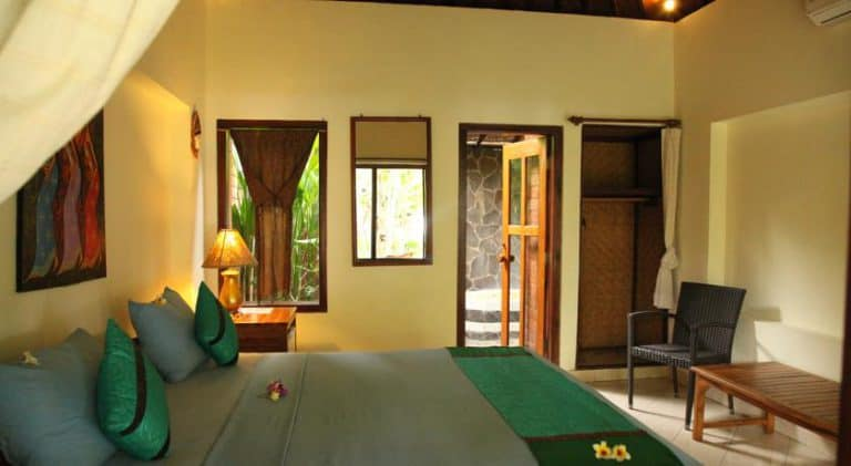 hotel bali lovina chambre