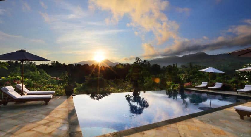 hotel bali lovina panorama piscine
