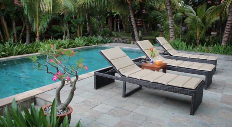 hotel bali lovina piscine dehors