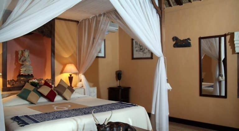 hotel Bali Mengwi chambre