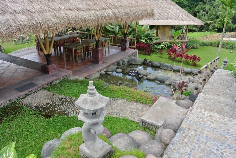 hotel Bali Mengwi petit dejeuner