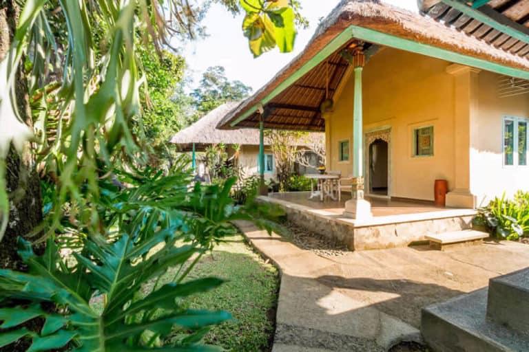 hotel bali mengwi bungalow