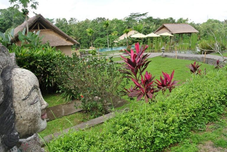 hotel Bali Mengwi vue d'ensemble