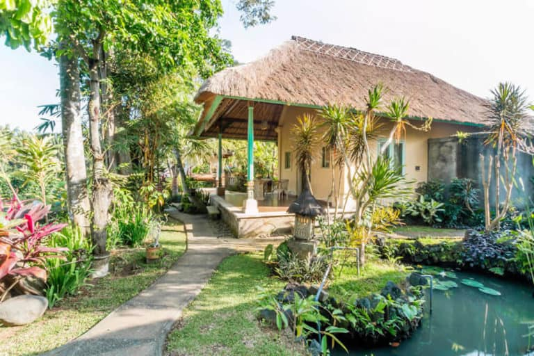 hotel bali mengwi jardin