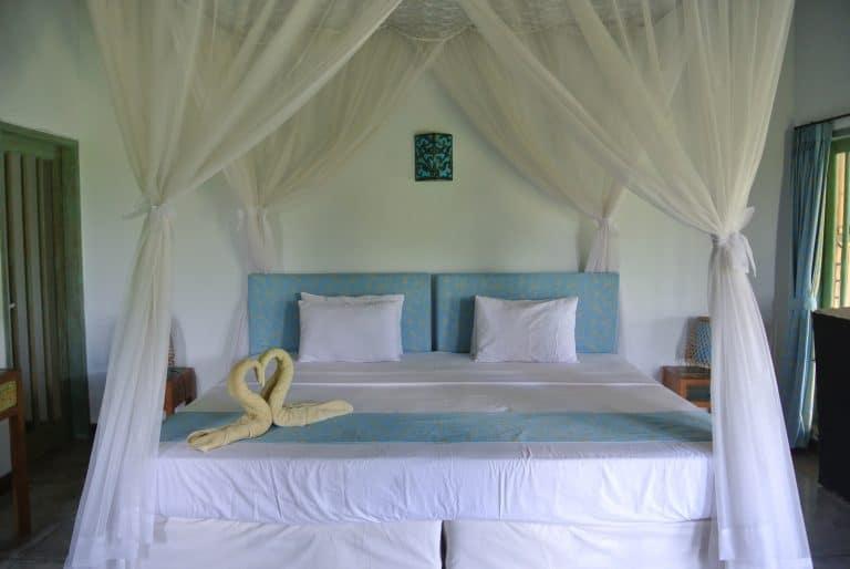 hotel Bali Mengwi nouveau lit